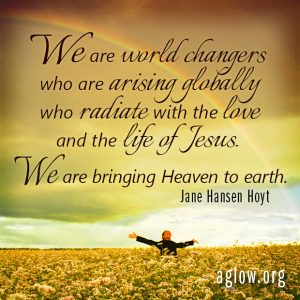 We are world changers.