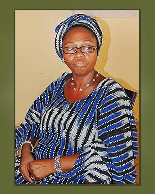Agnes Amegnona - Vice-Presidente Chargee De Formations