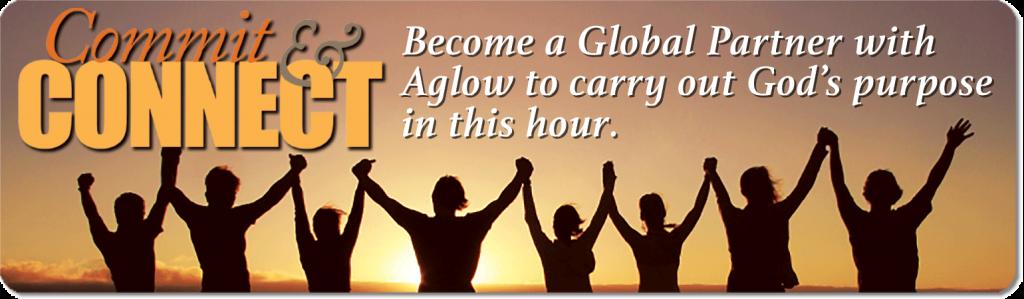 Global Partnership header